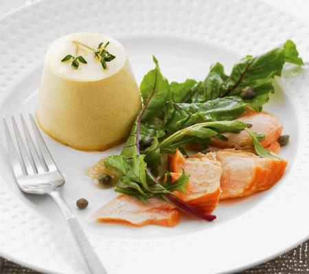 Smoked Salmon Cream Cheese Soup Recipe — Dishmaps