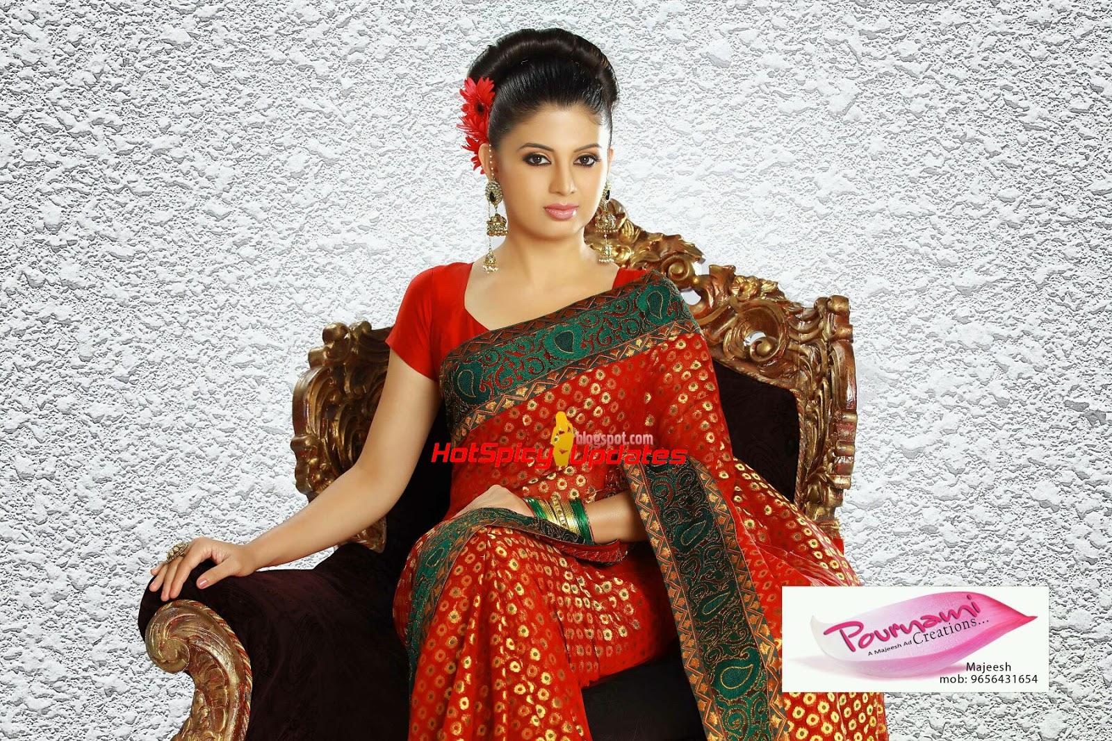Suchitra Murali: Nimisha Suresh Spicy Hot PhotoShoot Stills