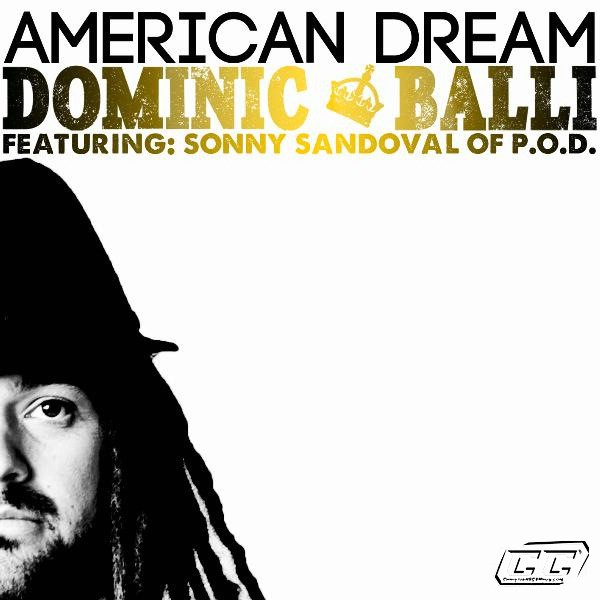Dominic Balli - American Dream Tracks and lyrics