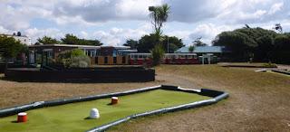 Photo of the Miniature Railway at Norfolk Gardens in Littlehampton
