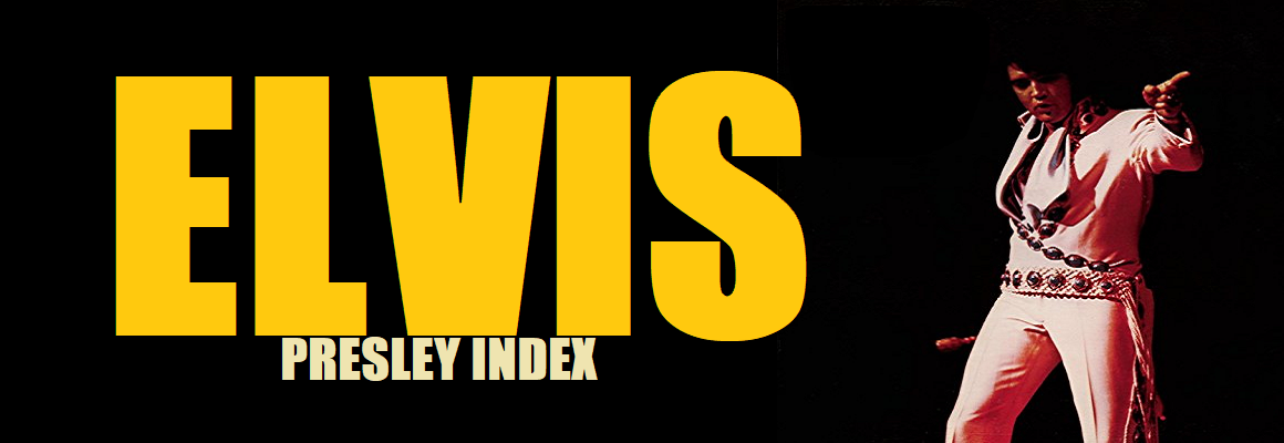 Elvis Presley Index