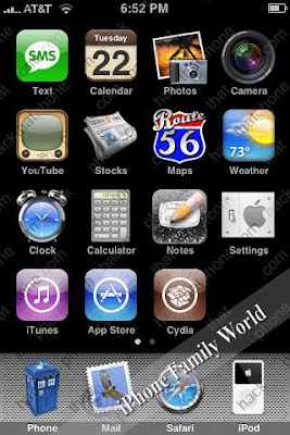 TetherMe v2.4-17 - iPhone Family World