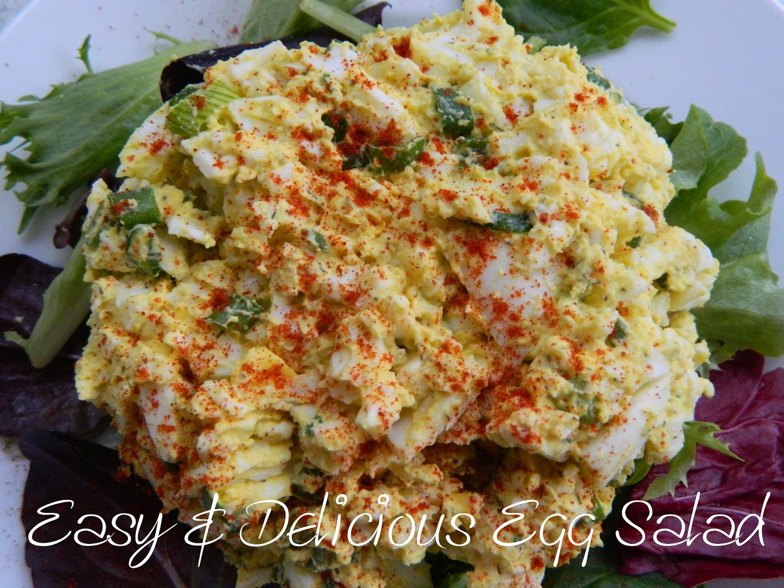 Leftover Easter Eggs? Make Easy & Delicious Egg Salad