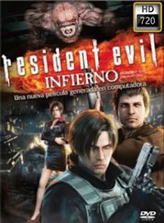 Resident Evil: La maldicion (Resident Evil: Infierno) (2012)