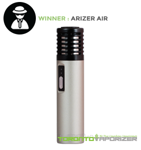 Discreetness Winner - Arizer Air
