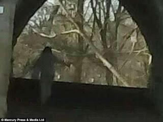 Família inglesa registra foto de fantasma onde a terceira vítima do Estripador de Yorkshire, foi assassinada em 1977