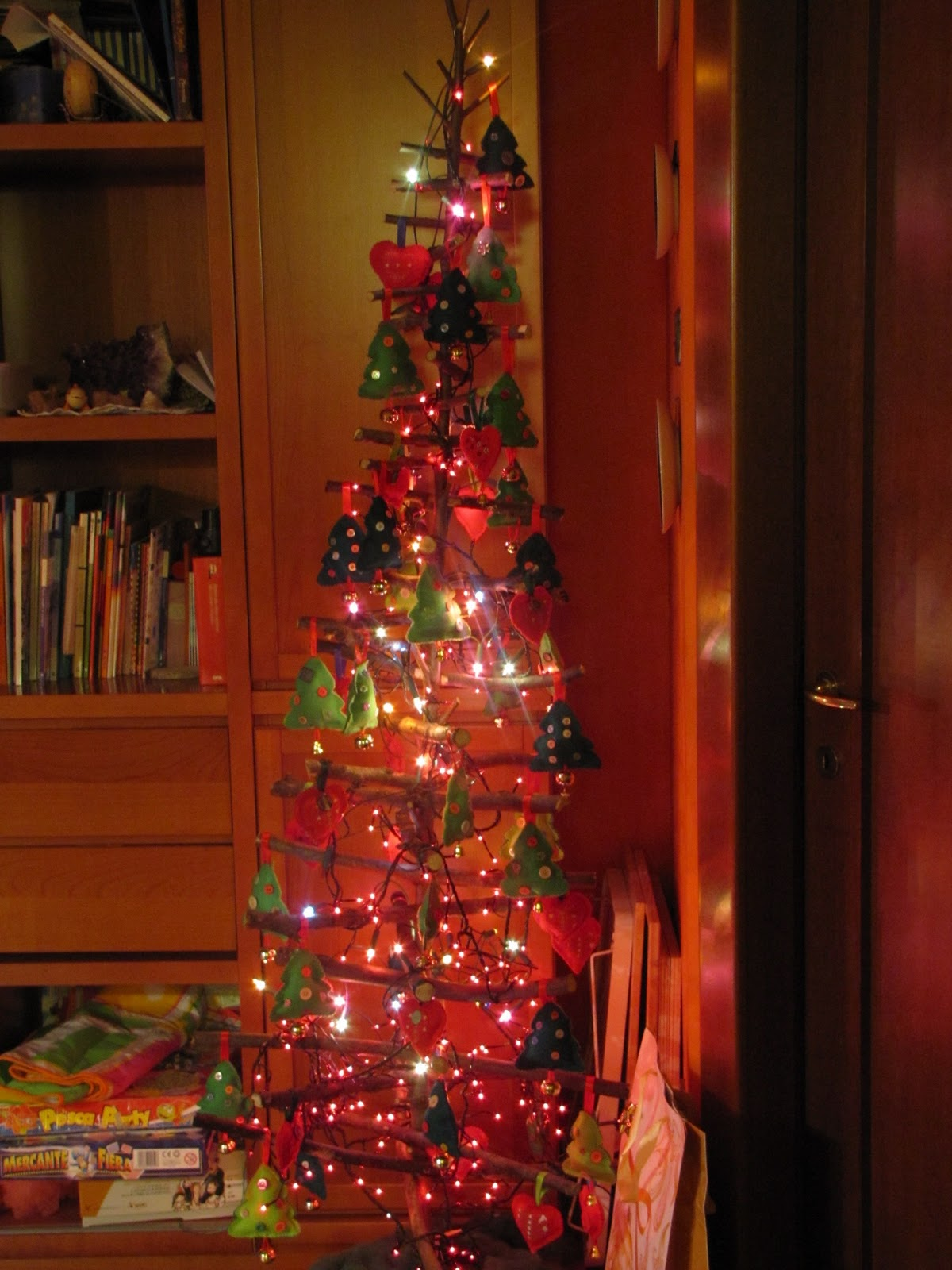 Alessia landscape design dicembre 2011 - Rami secchi per decorazioni ...