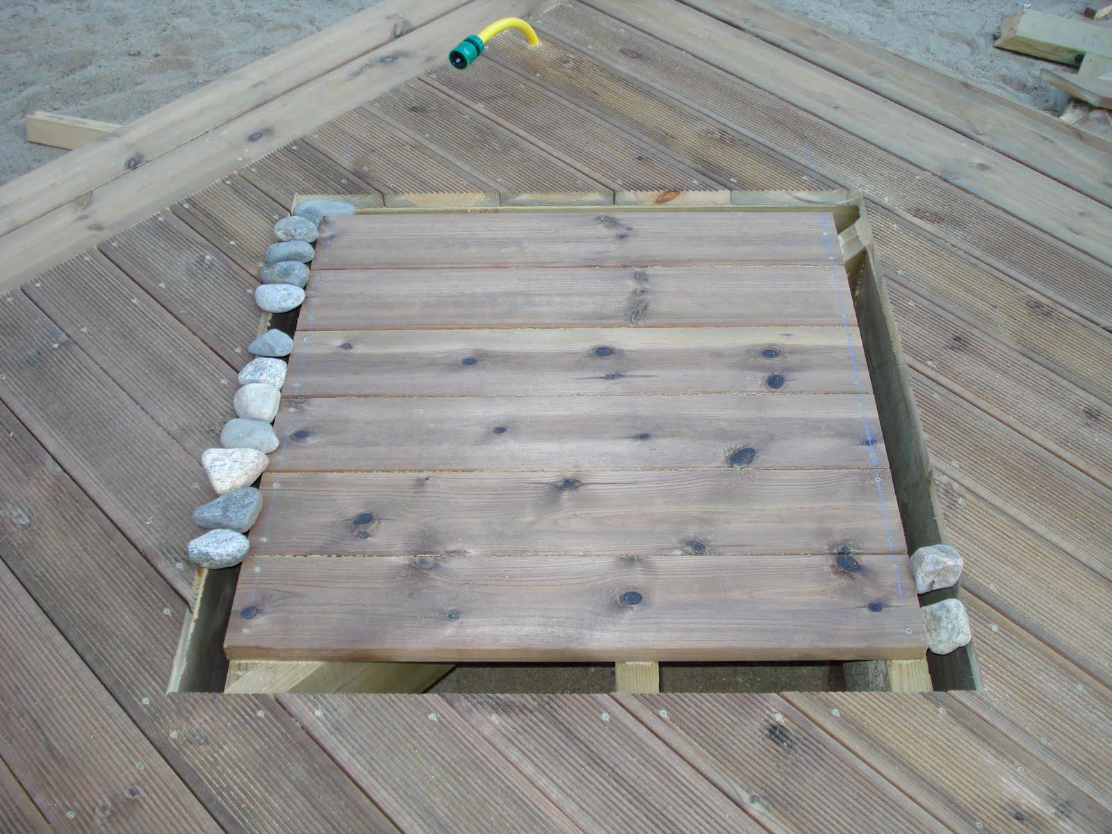 Vi har byggt ett Doppingen hus: juli 2011