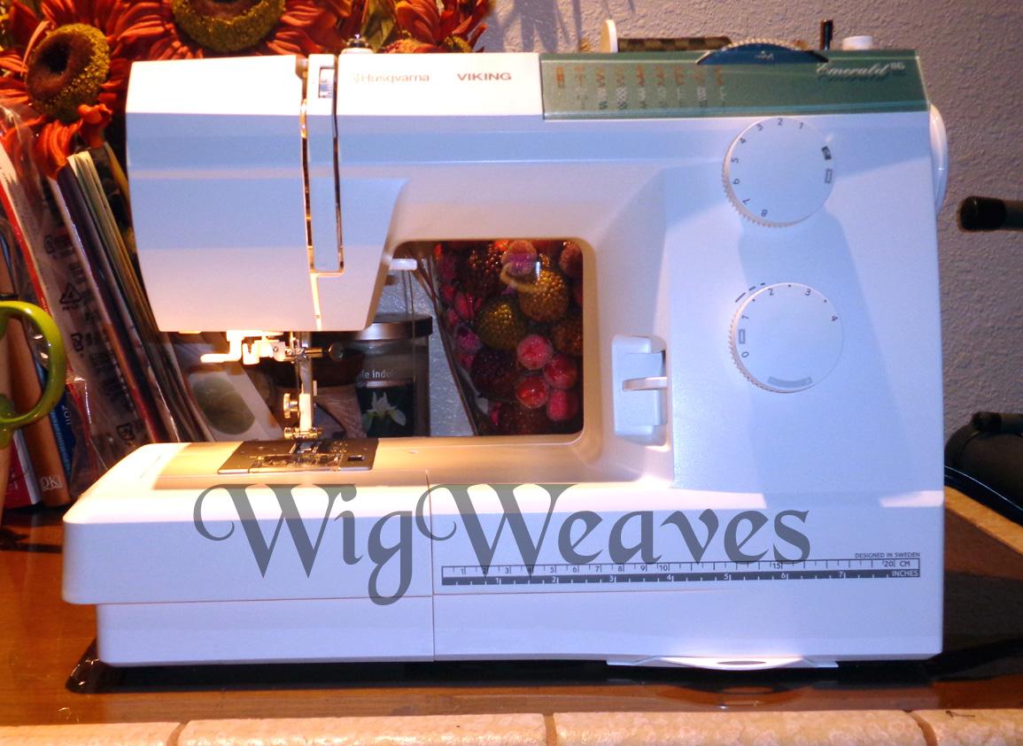 wig ventilating machine