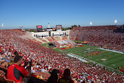 Feminine and Masculine roles at a USC Football Game