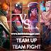 Combate en luchas feroces en el juego VainGlory