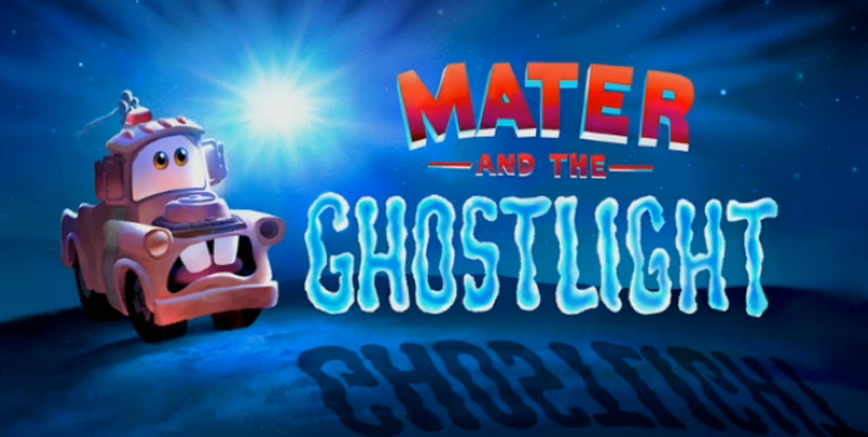 Mater And The Ghostlight Quot Short Quot Dvd Review Pixar Post