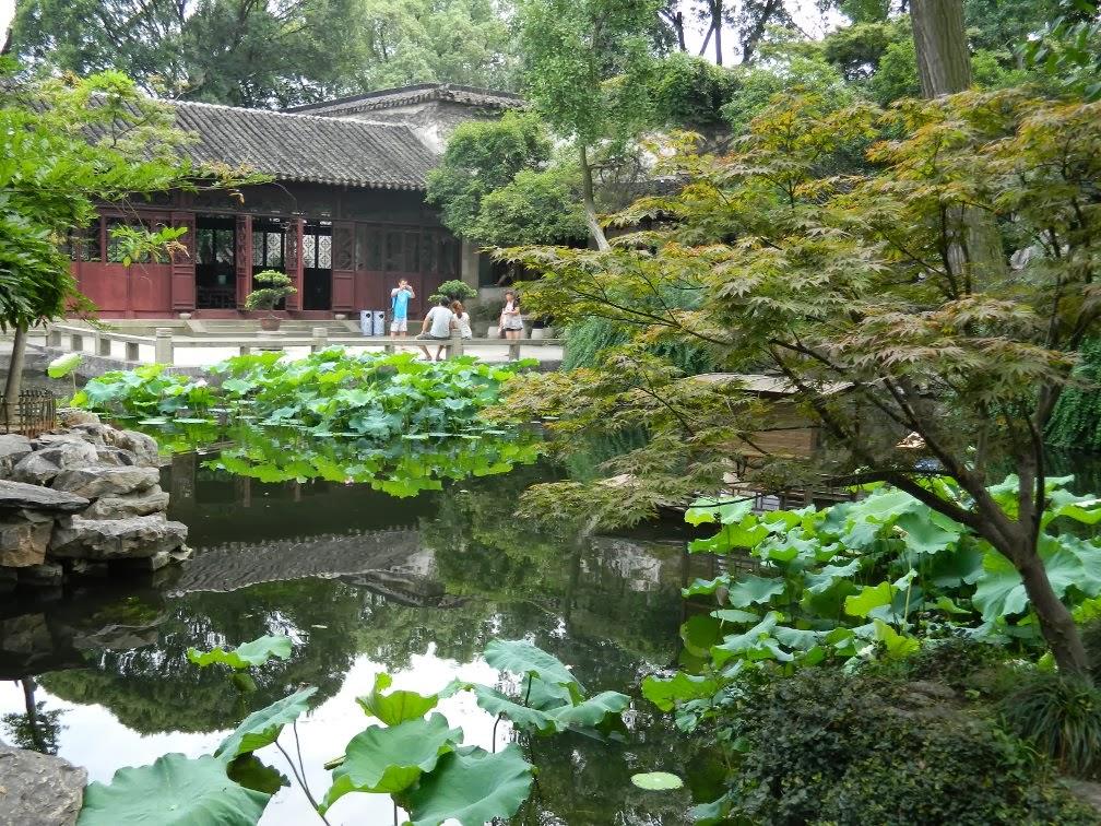 Hanbi Mountain Villa Lingering Garden Suzhou by garden muses-Toronto gardening blog