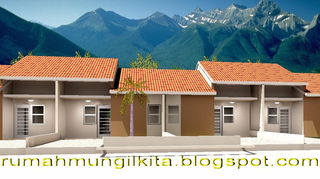 rumah tipe 30 tanah 72 m2