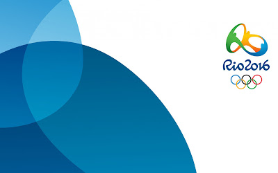 Rio de Janeiro 2016 Summer Olympics Logo Hd Desktop Wallpaper