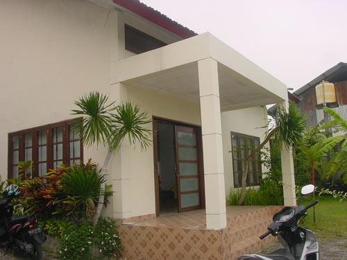 Contoh Interior Minimalis Model Teras Rumah