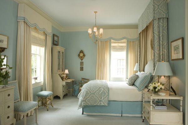 Bedroom curtain design ideas 2011 home interiors for Bedroom curtains designs
