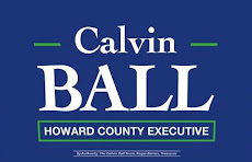 Calvin Ball for Howard County Executive