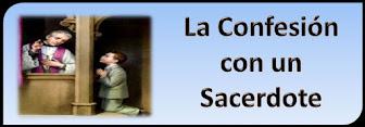 La única confesión que vale es con un Sacerdote Católico.