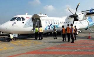 Garuda Indonesia Buka Penerbangan Surabaya-Solo
