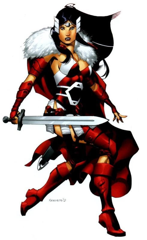 Sif - Marvel Comics
