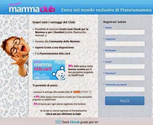 Pianeta Mamma Club ebook