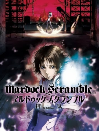 Download Mardock Scramble: The Third Exhaust