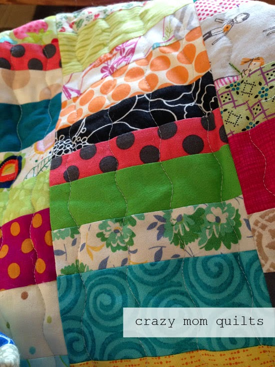 crazy mom quilts: Machine Quitling 101: batting : wool quilt batting - Adamdwight.com