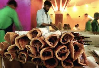 Nizam's Kathi Kababs Kolkata
