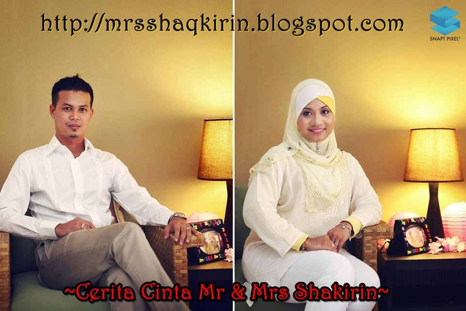 Our Love : Mrs ShaQ KiRiN a.k.a 'Aien Awien' Husaini