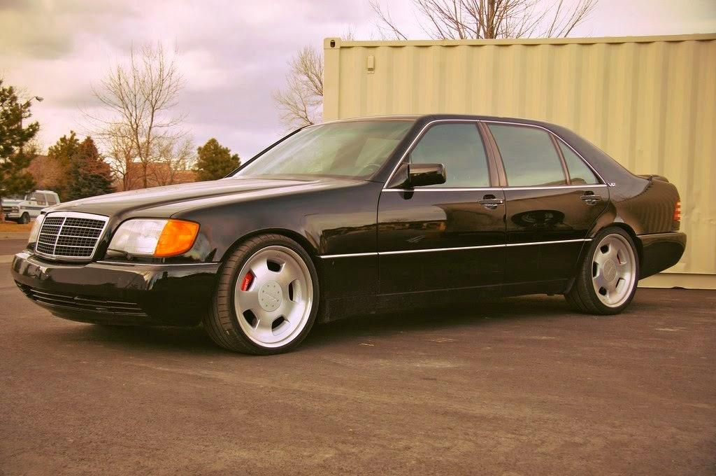 mercedes benz w140 s74 by renntech benztuning. Black Bedroom Furniture Sets. Home Design Ideas