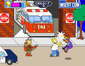 The Simpsons Portable PC