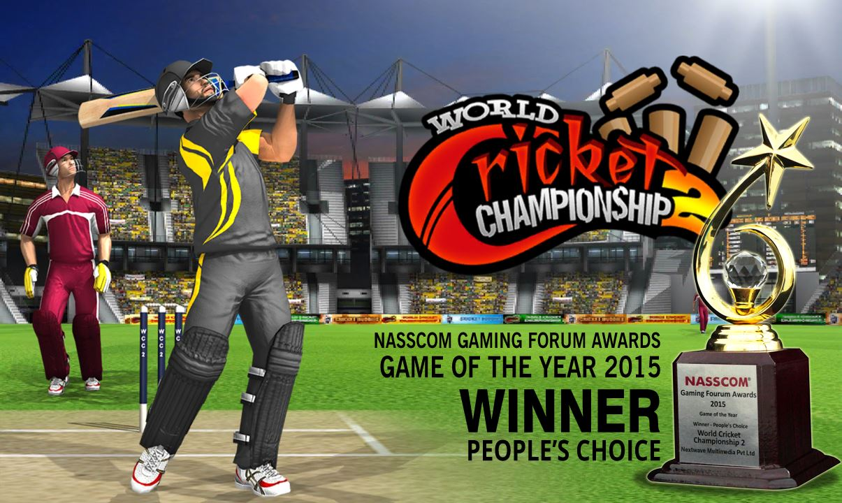 World Cricket Championship 2 APK Mod offline money