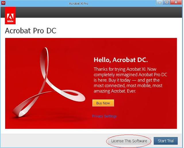 Adobe Acrobat Pro DC - Download