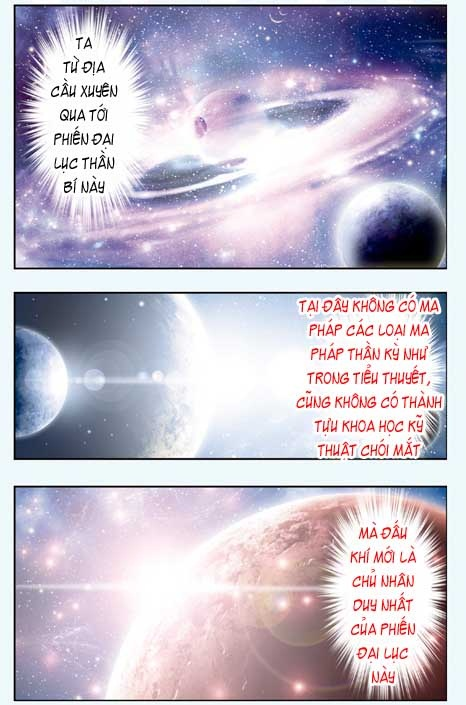 Đấu Phá Thương Khung chap 1 Trang 2