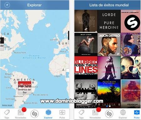 Shazam gratis para tu iPhone