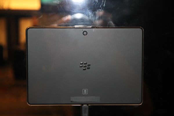 BlackBerry Playbook camera back