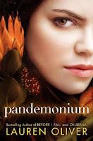 Pandemonium, Delirium, Lauren Oliver
