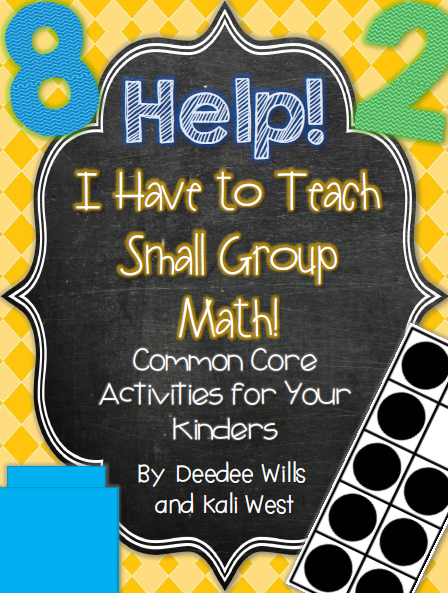 http://www.teacherspayteachers.com/Product/Help-I-have-to-teach-small-group-math-CCSS-aligned-800087