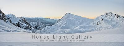 House Light Gallery the Photographs of Steven House
