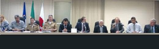 Audiência pública sobre segurança é realizada na Câmara de vereadores de Limoeiro