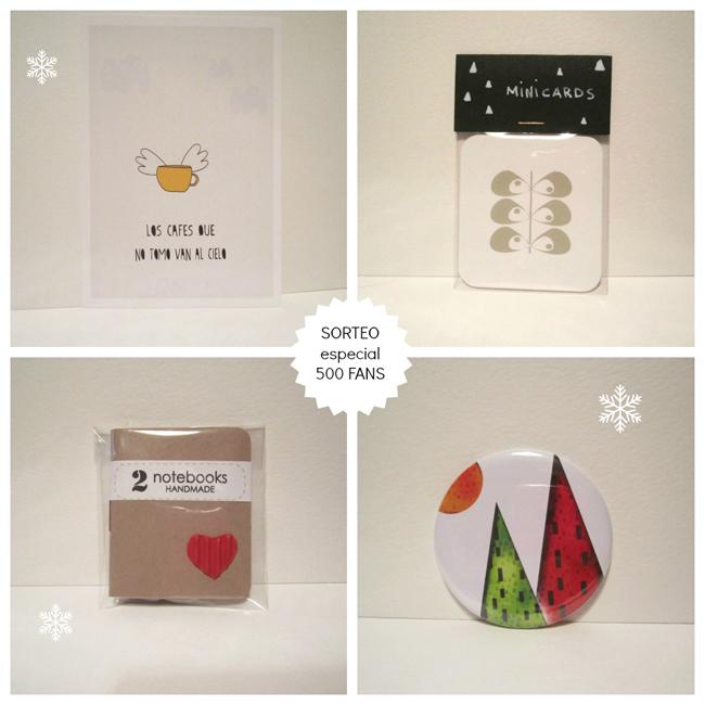 sorteo navidad Srta Malasuerte Christmas giveaway