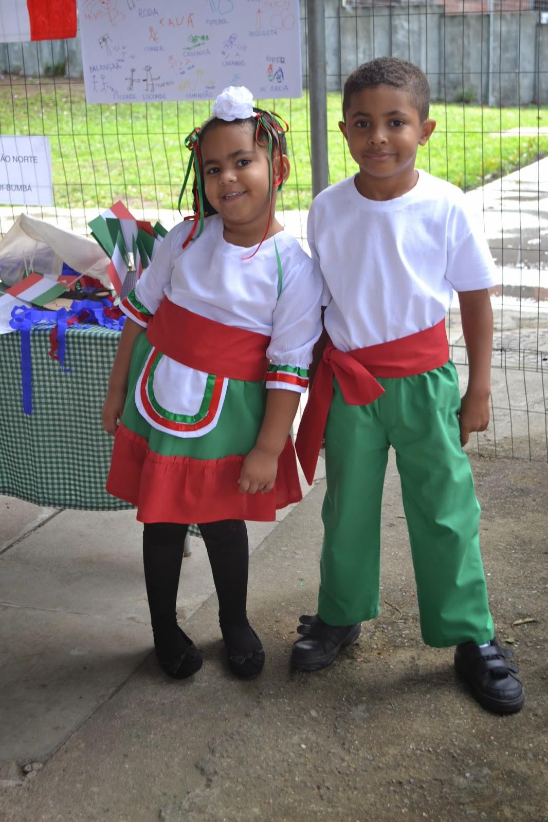 Muito Culminância do Projeto Pedagógico Anual - Crianças do mundo todo  YU29