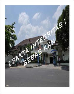 Kota Yogyakarta bebas KKN