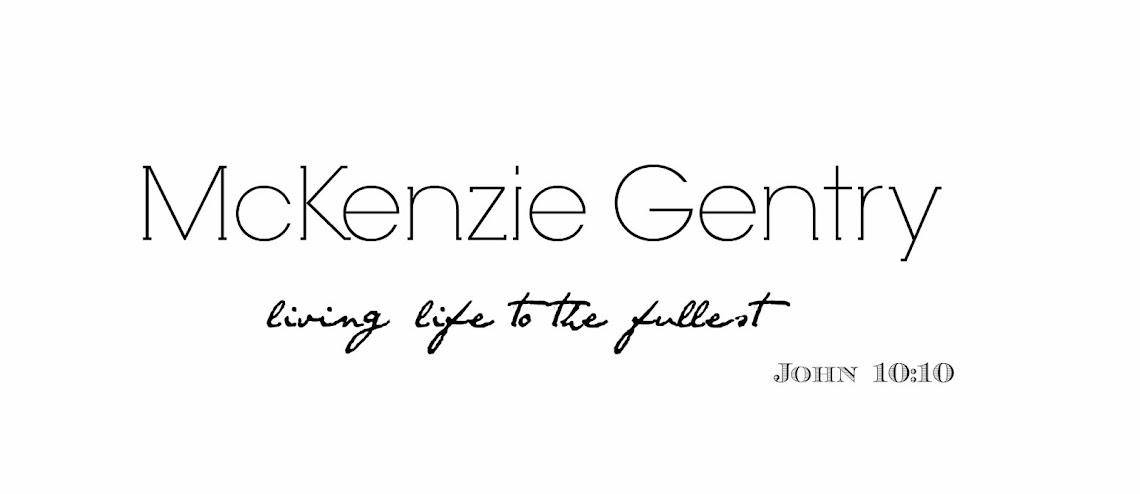 McKenzie Gentry