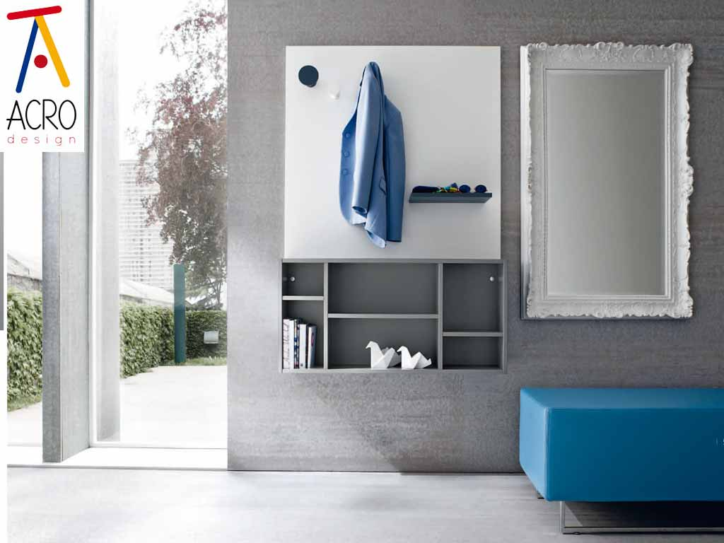 Ingressi birex acro design lissone mb milano for Arredo entrata casa