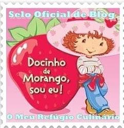 """Selo Oficial de """" O Meu Refúgio Culinário!"""" - Leva-me contigo, para o teu cantinho !!"""