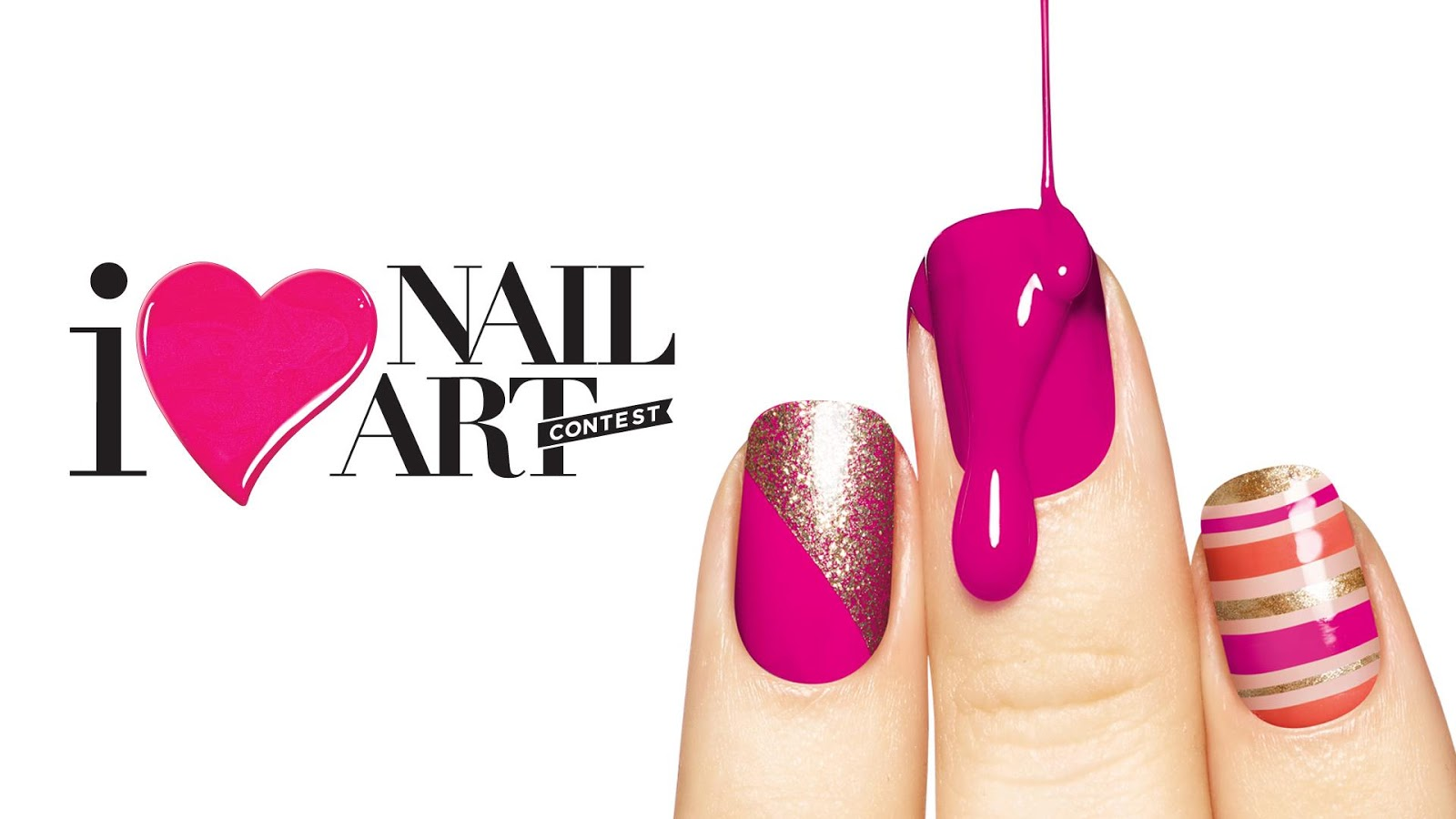 Mama Fashionista Sally Hansen Launches I Heart Nail Art Contest