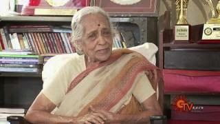 Virundhinar Pakkam – Sun TV Show 18-03-2014 Dr.V.Shantha | Adyar Cancer Institute