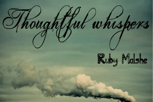 Thoughtful whispers